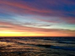 Sunrise from Linger Longer