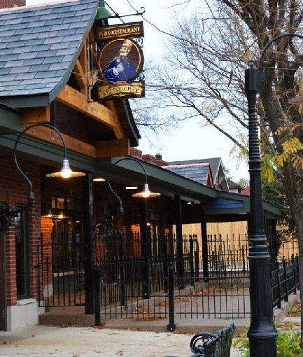 "Aristocrat Pub & Restaurant-Craft Beer at Indiana's ""Greenest"" Pub"