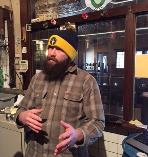 Behind The Beer With Jonathon Mullens, Head Brewer, Broad Ripple Brewpub
