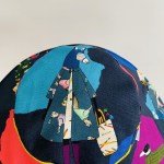 Paint Serpentine Hat by Kylie and the Machine