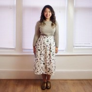 Stone London Skirt by Emily - Self Assembly Required