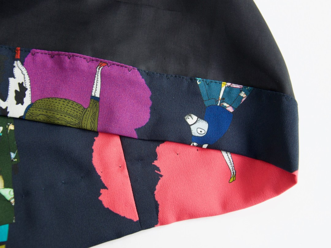 Flint Pants Sew Along - Hemming and finishing your pants! - Indy Bindy