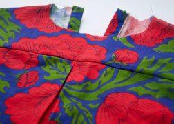 Morningside Dress and Shirt Sew Along - Attaching the yoke