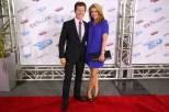 Nicole Briscoe no solo es esposa de Ryan Briscoe, sino presentadora de noticias en ESPN para Estados Unidos (FOTO: Chris Jones/INDYCAR)