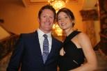 Emma Davies Dixon, ex atleta profesional y esposa de Scott Dixon (FOTO: Chris Jones/INDYCAR)