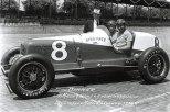 La tradición de beber leche en Indy fue creada por Louis Meyer en 1936, tras haber clasificado 28°; sumó un total de 96 vueltas (FOTO: IMS Photo)