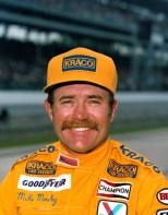 Mike Mosley, participante en 164 eventos de la especialidad, ganó su única carrera en CART en Mikwaukee, en 1981, tras arrancar 25° (FOTO: IMS Photo)