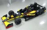El vehículo de Sage Karam, que porta el No. 24 y es propiedad de Dreyer & Reinbold Racing/Kingdom Racing (FOTO: Dreyer & Reinbold Racing)