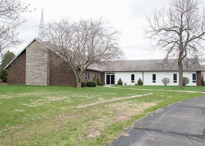 Connersville Gortner Memorial Church of the Nazarene