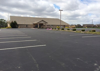 Greenfield First Church of the Nazarene