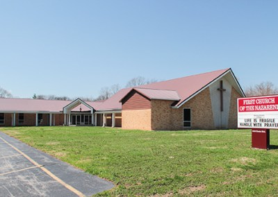 Richmond First Church of the Nazarene