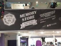 Memory Store Banner