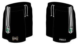 Indy GAA Shorts - Black