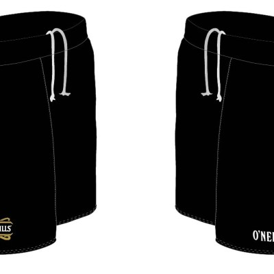 Indy GAA Shorts - Black
