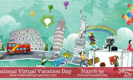 NATIONAL VIRTUAL VACATION DAY
