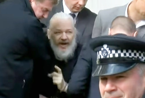 Assange Superseding Indictment