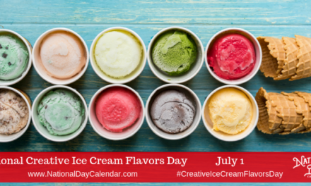 National Creative Ice Cream Flavors Day