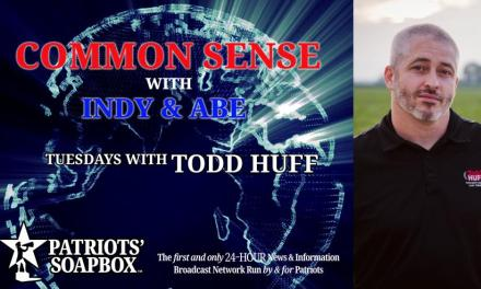 Ep. 118 Welcome Home Abe Jr. & Tuesdays With Todd