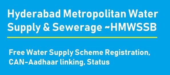Hyderabad Free Water Supply