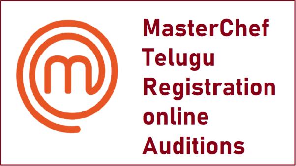 MasterChef Telugu Auditions