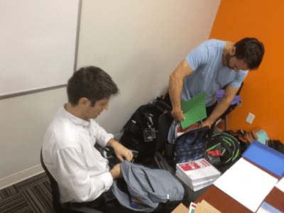 deploy indy backpacks