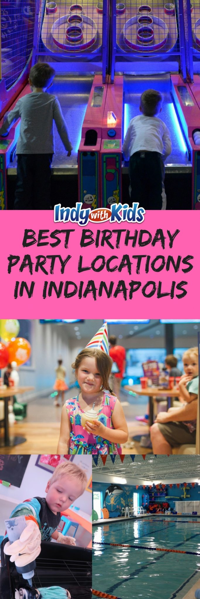 Good Places For Teenage Birthday Parties