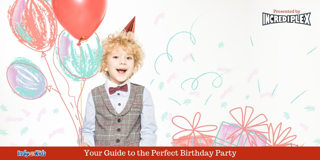 Indianapolis Kids Birthday Party Location Ideas Indy Children S Parties