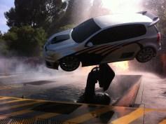 Dancing cars