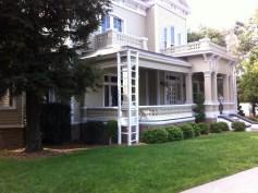 The home to Gabriella and Carlos Solis