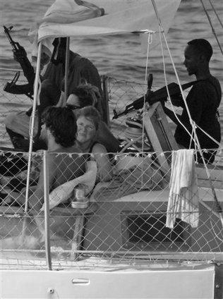 Pirates, born to be free, even of NATO