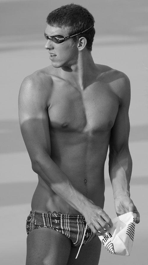 "Michael ""Stamina"" Phelps"