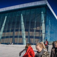 Photographic Places: Oslo. Day 1.