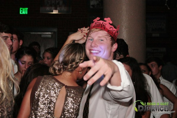 Ware County High School Homecoming Dance 2014 Mobile DJ Services (158)