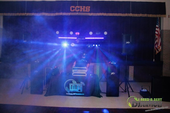 Clinch County High School Homecoming Dance 2014 Mobile DJ Services (1)