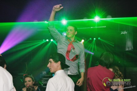 Clinch County High School Homecoming Dance 2014 Mobile DJ Services (110)