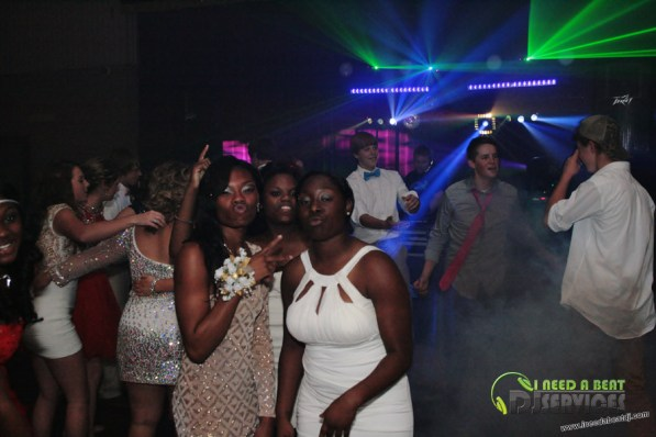 Clinch County High School Homecoming Dance 2014 Mobile DJ Services (111)