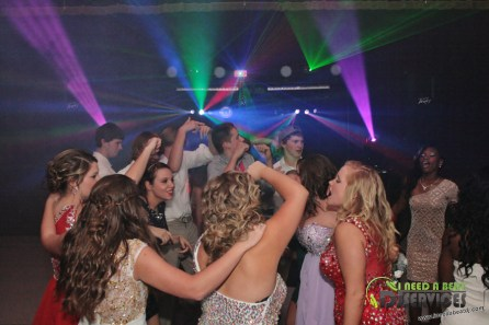 Clinch County High School Homecoming Dance 2014 Mobile DJ Services (115)