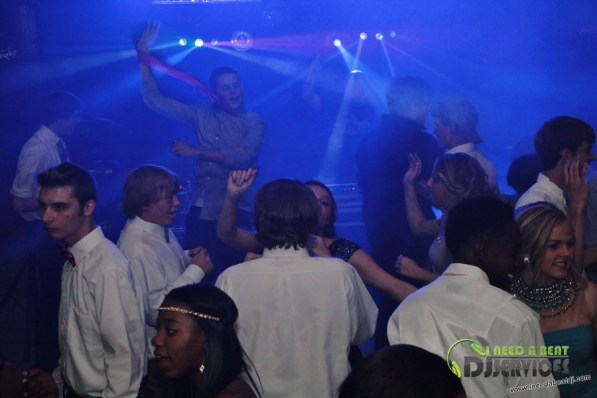 Clinch County High School Homecoming Dance 2014 Mobile DJ Services (140)