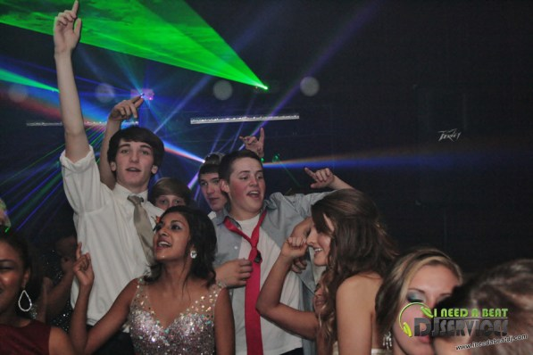 Clinch County High School Homecoming Dance 2014 Mobile DJ Services (155)