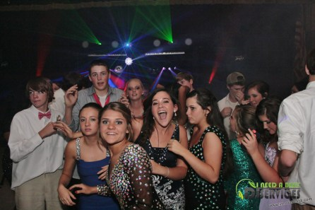 Clinch County High School Homecoming Dance 2014 Mobile DJ Services (181)