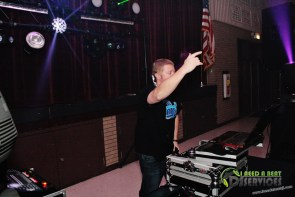Clinch County High School Homecoming Dance 2014 Mobile DJ Services (211)