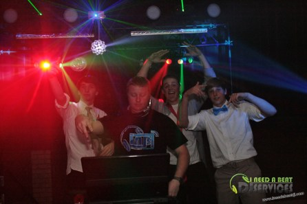 Clinch County High School Homecoming Dance 2014 Mobile DJ Services (213)