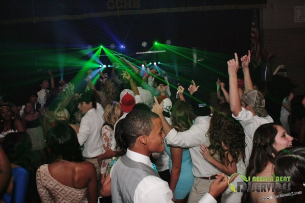 Clinch County High School Homecoming Dance 2014 Mobile DJ Services (42)