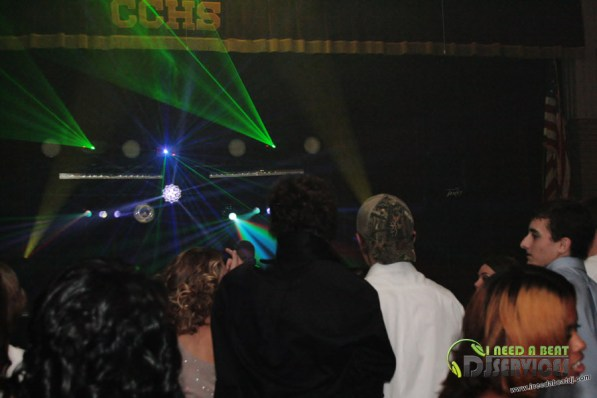 Clinch County High School Homecoming Dance 2014 Mobile DJ Services (97)