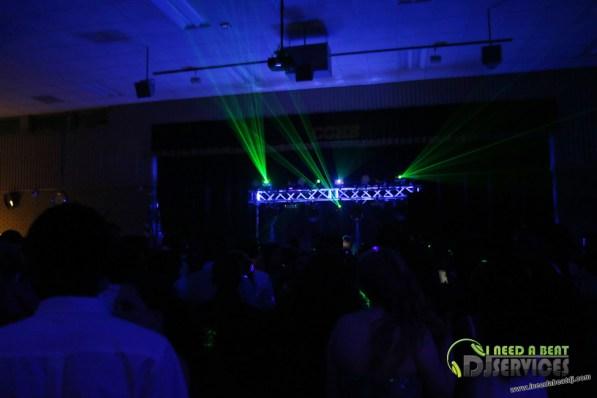 Clinch County High School Homecoming Dance 2015 School Dance DJ (132)