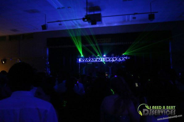 Clinch County High School Homecoming Dance 2015 School Dance DJ (132)