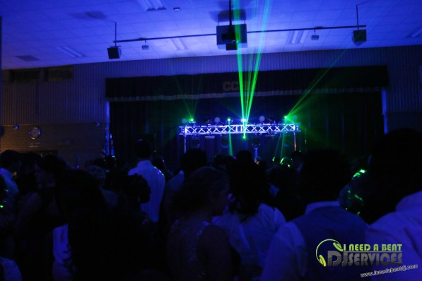 Clinch County High School Homecoming Dance 2015 School Dance DJ (140)