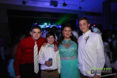 Clinch County High School Homecoming Dance 2015 School Dance DJ (141)