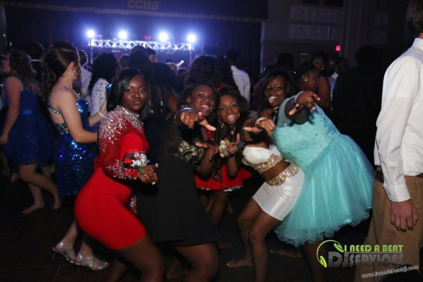 Clinch County High School Homecoming Dance 2015 School Dance DJ (153)