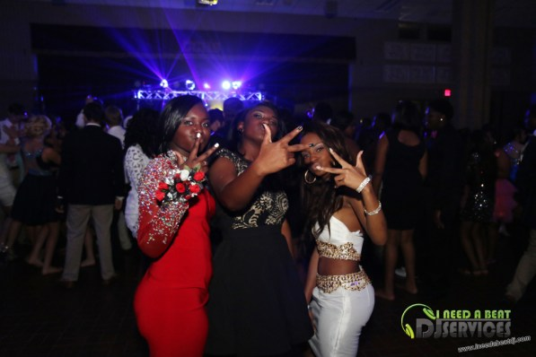 Clinch County High School Homecoming Dance 2015 School Dance DJ (154)